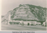 Carl's Motel (later the Sun Spot Motel) on Pacific Coast Highway, one of the oldest motels in...