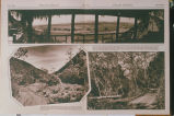 "California Botanic Gardens in Mandeville Canyon appearing in an article for ""Pictorial..."