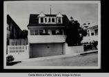"129 Fraser Avenue, originally known as ""Waldemere,"" the residence of Captain Henry D...."
