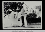 1119-1123 Washington Avenue, Santa Monica, Calif., built 1923 for W.J. and Emily C. Ward with M.S....