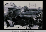 Venice Pier, Giant Dipper roller coaster, Noah's Ark,  and the Ship Cafe?