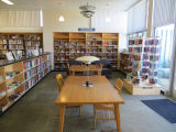 Magazines area in the Fairview Branch Library (2101 Ocean Park Blvd.), May 2, 2014, Santa Monica,...