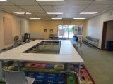 Community Room in the Fairview Branch Library (2101 Ocean Park Blvd.), May 2, 2014, Santa Monica,...